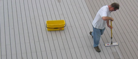 It's Time to Bust Out the PVC Deck Cleaners and Get Ready for Summer