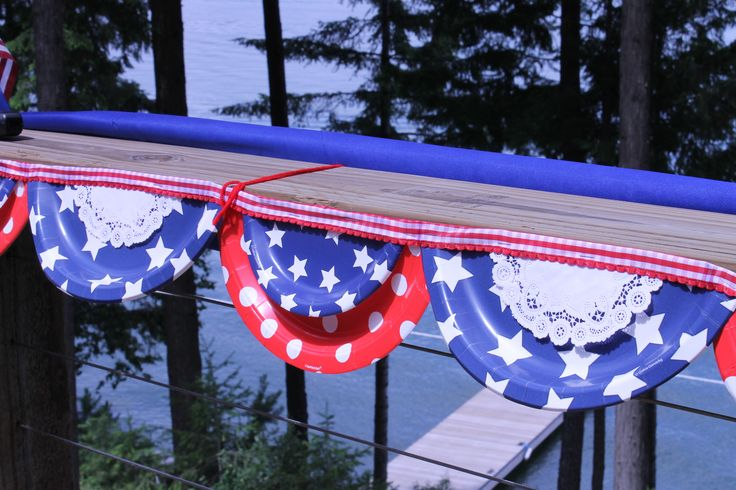 4th of july deck decorating ideas deckmax deck cleaner for 4 of july decorations