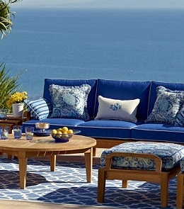 Labor Day Deck Decorating Ideas