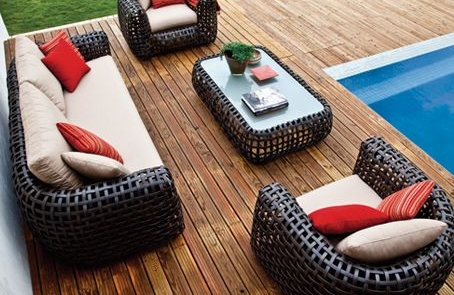 The Best Deck Furniture for Inclement Weather