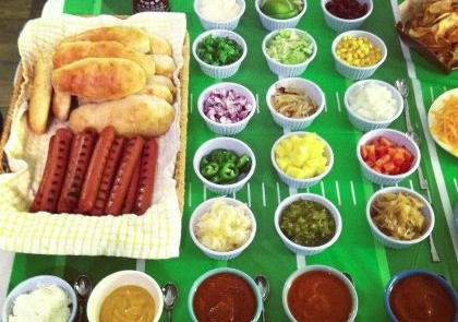 Grilling on the Deck: Ideas for Celebrating Super Bowl Sunday
