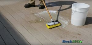 deck cleaning process | DeckMax®