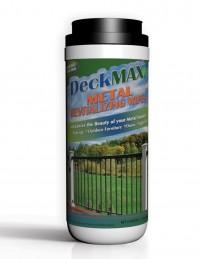 metal-wipes outdoor metal railing cleaner | DeckMax®