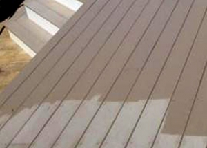 Weathered Deck with Deckmax
