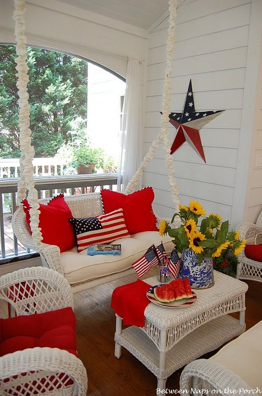 4th Of July Deck Decorating Ideas Deckmax Deck Cleaner