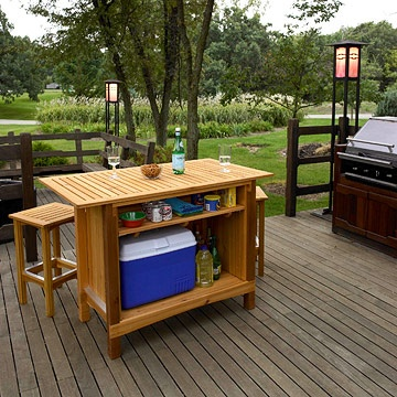Deck Furniture Cleaner