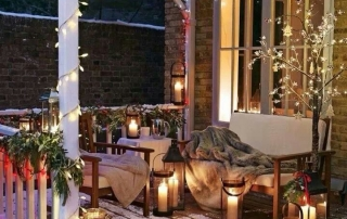 Lighting and Seasonal Deck Decorations