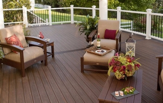DeckMAX PVC, Composite, Wood Deck Cleaning