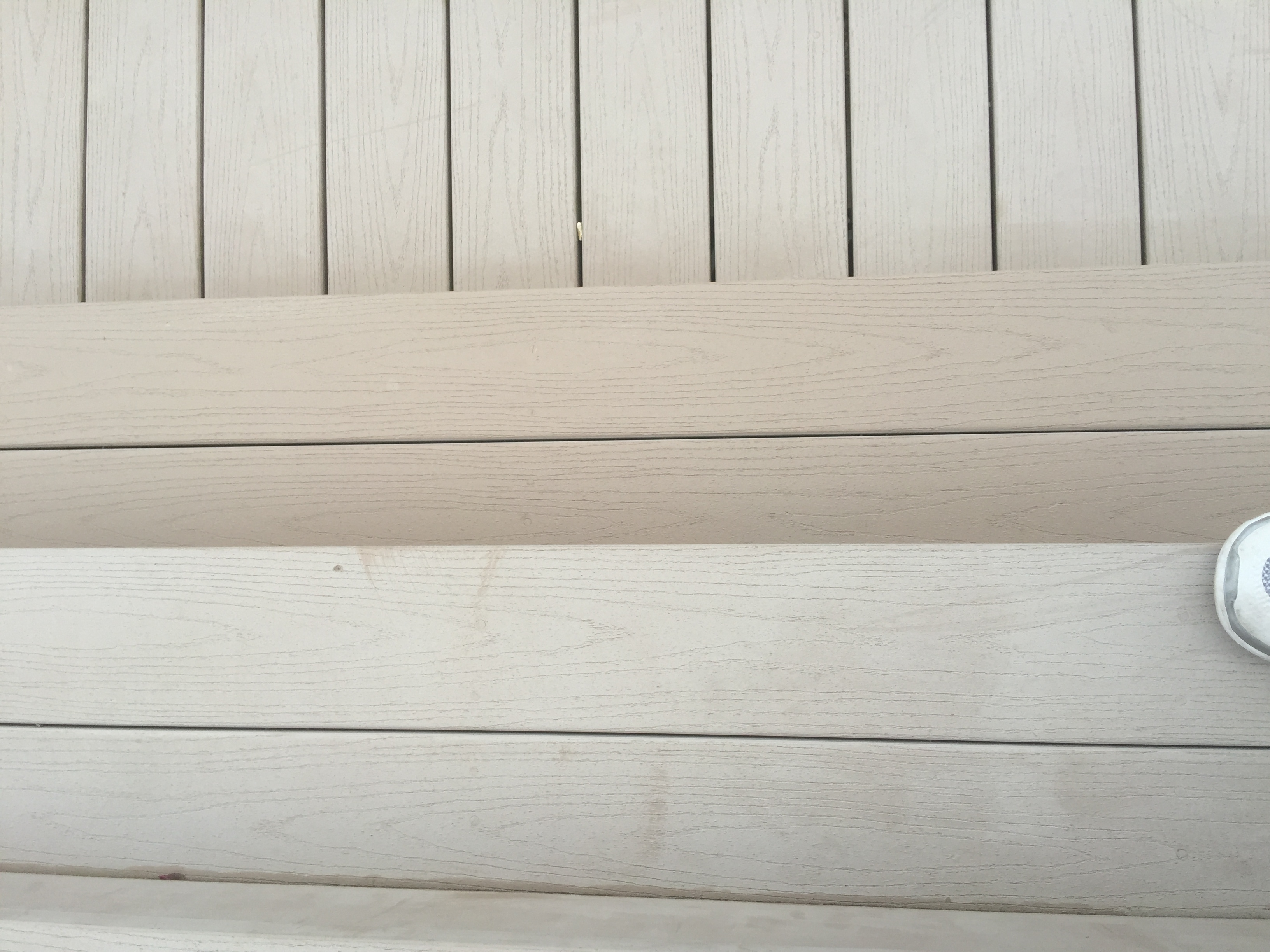 DeckMAX professional deck cleaning solutions before and after