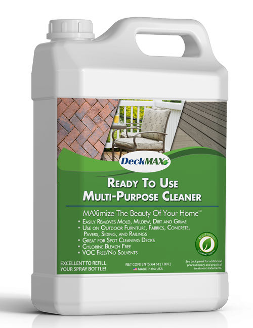 multi-purpose outdoor cleaner | DeckMax®