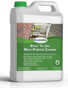 deck cleaning product | DeckMax®