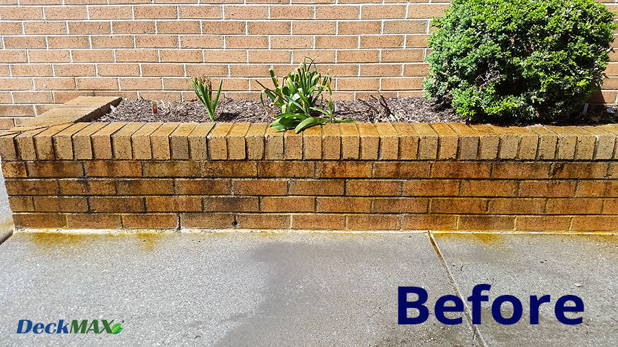 paver-and-concrete Before | DeckMax®