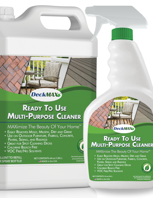 outdoor multi-purpose cleaner | DeckMax®