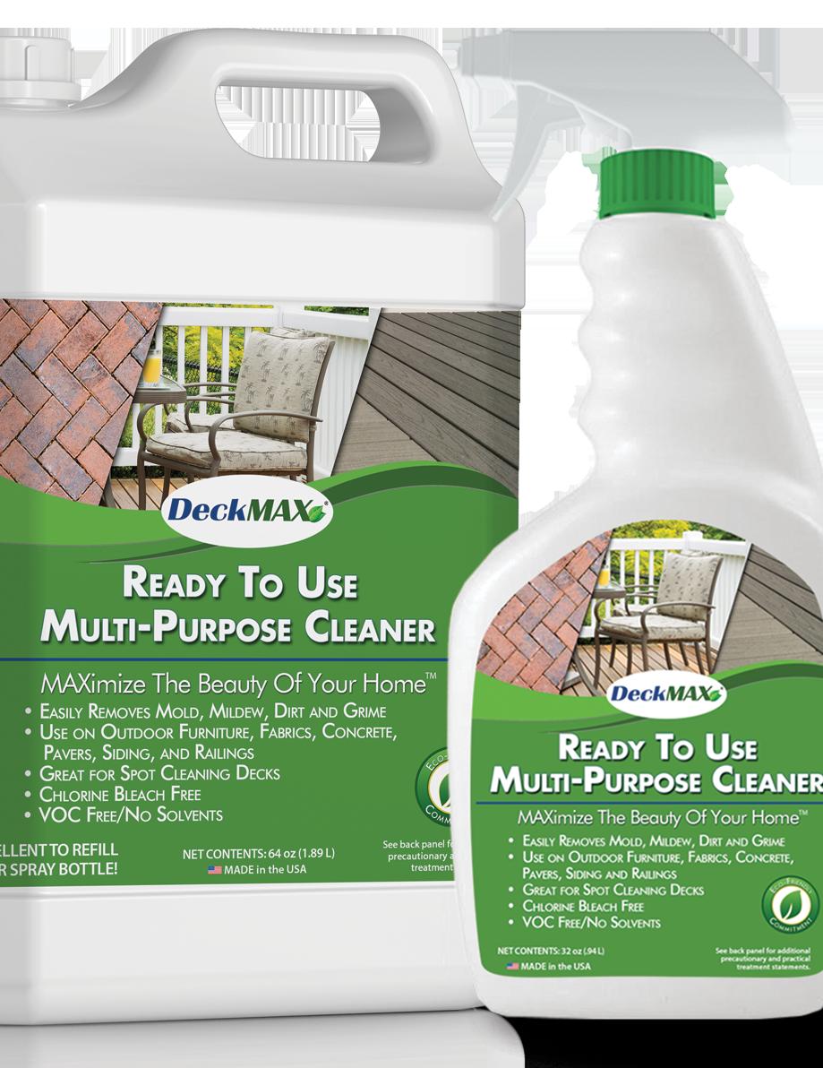 outdoor multi-purpose cleaner | DeckMax®