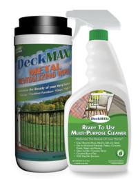 spray-and-metal-wipes_metal rail cleaner | DeckMax®