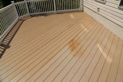 Side by side DeckMax cleaners | DeckMax®