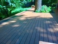 professional deck cleaner after | DeckMax®