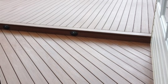 pvc deck restoration after | DeckMax®