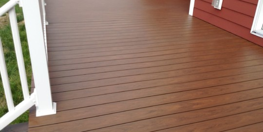 DeckMAX® E2 PVC Deck REVITILIZER After | DeckMax®