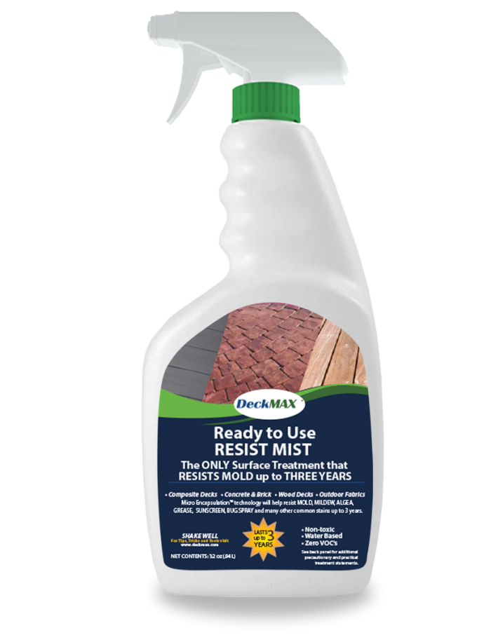 Ready mist spray-bottle | DeckMax®