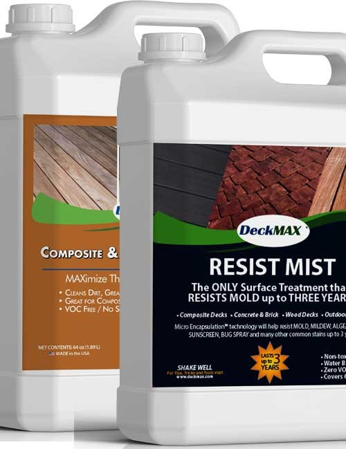 RESIST-MIST---WOOD-&-COMPOSITE-CLEANER-BUNDLE | DeckMAX®